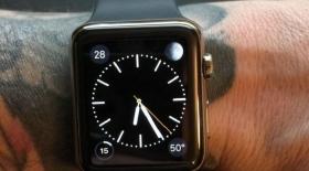 Apple Watch татту бар қолда жұмыс істемейді