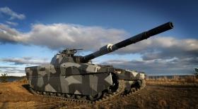 Әскери танк «Формула-1» технологиясымен жабдықталды
