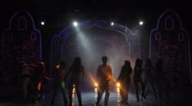 Жастар театрында жаңа қойылым – «Алдар көсе»