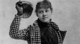 Нелли Блай – Жюль Верн кейіпкерінің рекордын жаңартқан тілші