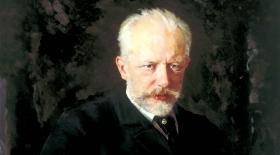 Пётр Чайковский:
