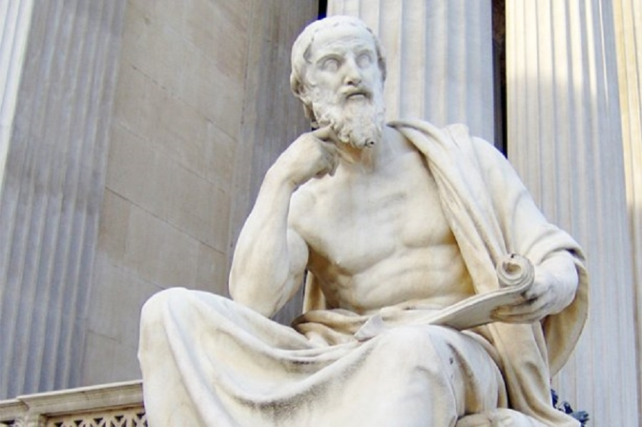 Массагет энциклопедиясы. Геродот