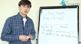 English Time. Past Simple (7-сабақ)