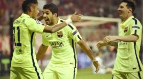 «Барселона» Чемпиондар лигасының финалына жолдама алды (видео)
