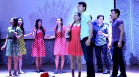 Қыздар университетінің ең үздік аруы анықталды