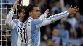 Карлос Тевес Аргентина құрамасына қайта шақырту алды
