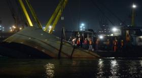 Қытайдағы Янцзы өзенінде 460 адам мінген кеме апатқа ұшырады