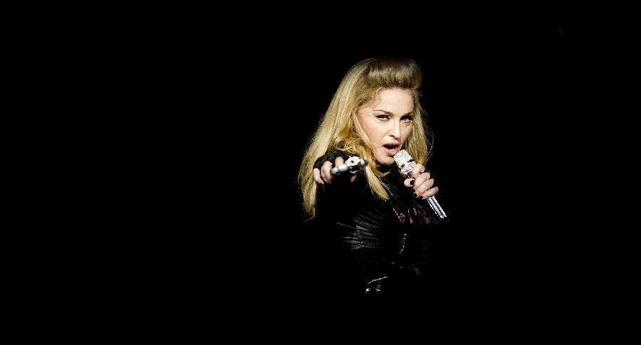 Мадонна ғашықтарға көмектесті