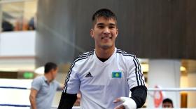 Роман Жайлауов қарсыласын бірінші раундта сұлатты (видео)