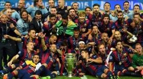 «Барселона» - Чемпиондар лигасының чемпионы!