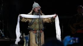 Моңғол музыканттары The Spirit of Tengri фестивалін жандандыра түсті