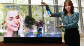 Samsung айна тәріздес OLED-дисплей шығарды