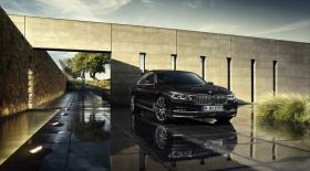 BMW маркасы 7-серияның жаңа үлгісін ұсынды