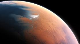 Марстан шыны қалдығы табылды