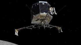 Philae аппараты Жермен байланысқа шықты