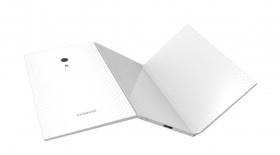 Samsung үш бүктелетін планшет шығарады