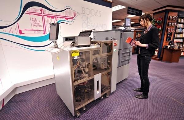 Кітап басып шығаратын автоматтар