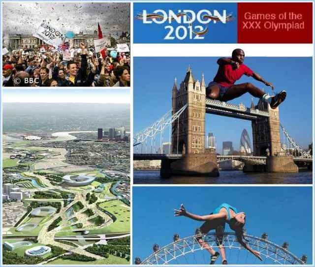 Лондондағы Олимпиада қалашығы