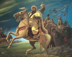 Монғолдардың Қазақстан аумағын жаулап алуы