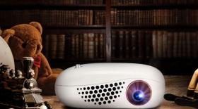Minibeam Nano — LG ұсынған мини-проектор