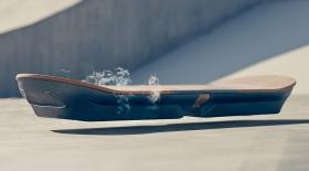 Lexus бамбуктен ховерборд құрастырды
