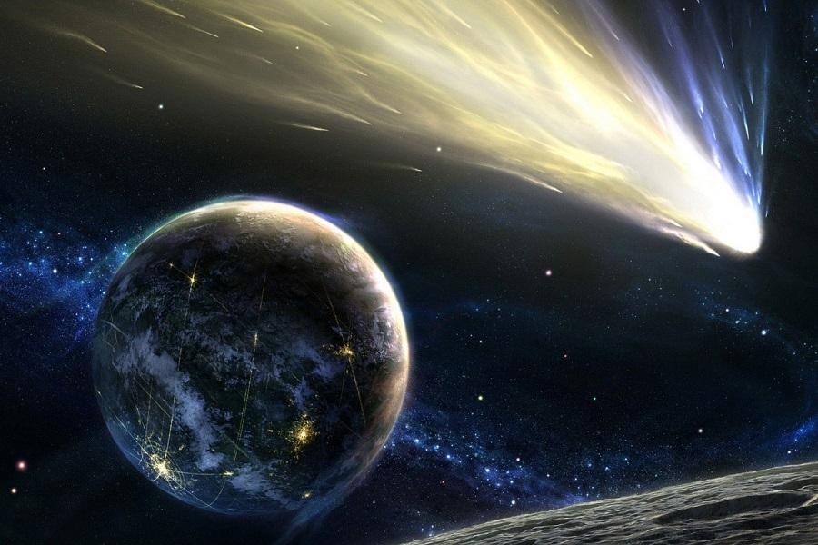 Ғалымдар комета тәрізді ғаламшарды анықтады