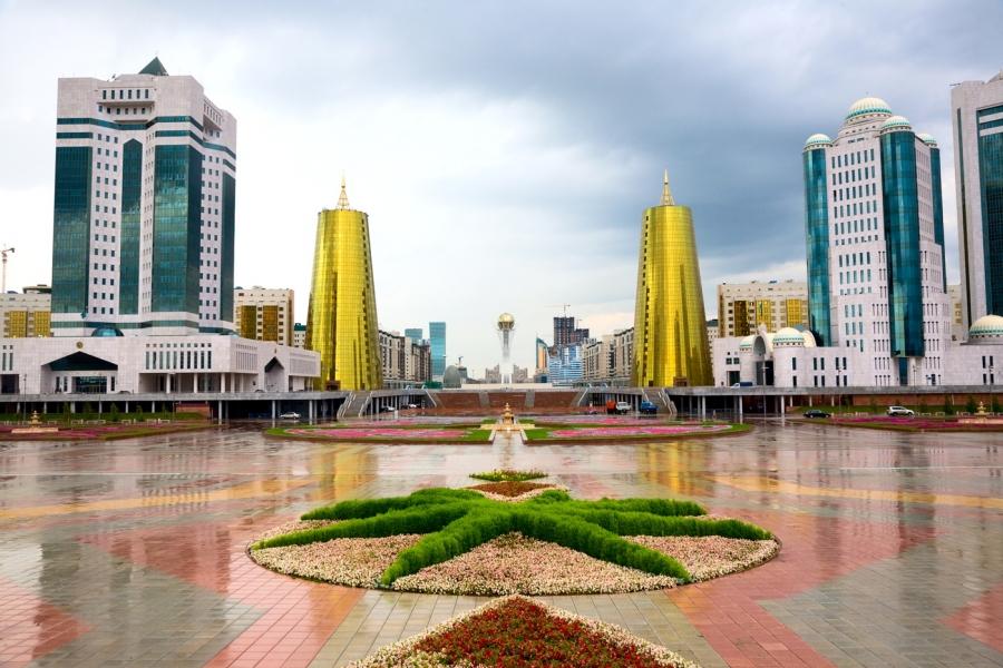 Астана сәулетінің бүгіні мен ертеңі
