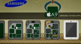 Samsung iPhone бөлшектерін шығаруы мүмкін