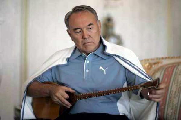 Елбасы Нұрсұлтан Назарбаев қысқа мерзімді демалысқа шықты