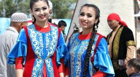 Астана туған күнін тойлап жатыр