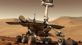 «Оппортьюнити» аппаратының Марста жүрген жолы (видео)