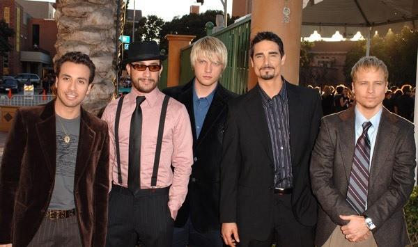 Backstreet Boys сахнаға қайта оралды