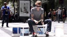 Аргентиналық пластикалық трубадан музыкалық аспап жасады (видео)