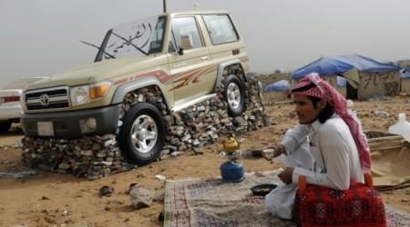 Сауд жастарының адам түсінбес хоббиі