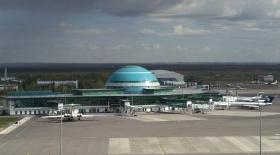 Тамызда Астана әуежайы түнде ұшақтарды қабылдамайтын болды