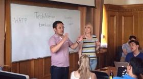 Technation жобасында 9 стартап үздік атанды