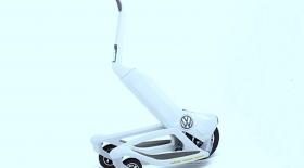 Volkswagen тоқпен жүретін скутер құрастырды
