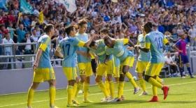 «ХИК» пен «Астана» бірінші ойында тең тарқасты