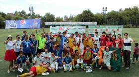 Алматыда футболдан қайырымдылық турнирі өтеді
