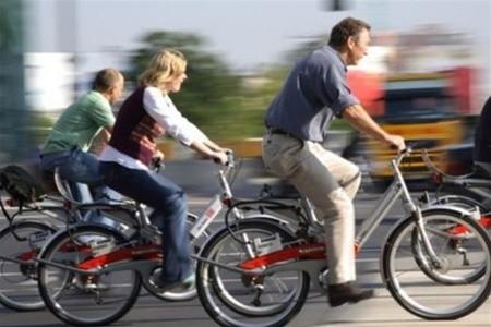 Польша велосипедшілеріне қатты жүруге жол жоқ...