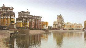 Астана қаласын су тасқыны зардабынан сақтау