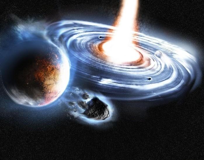 Ғаламшардың тағдыры қара энергияның қолында