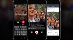 Facebook тікелей видеокөрсетілім жасайтын қызмет ұсынды