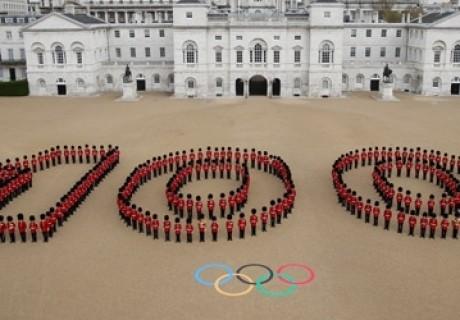 Олимпиададағы бренд полициясы