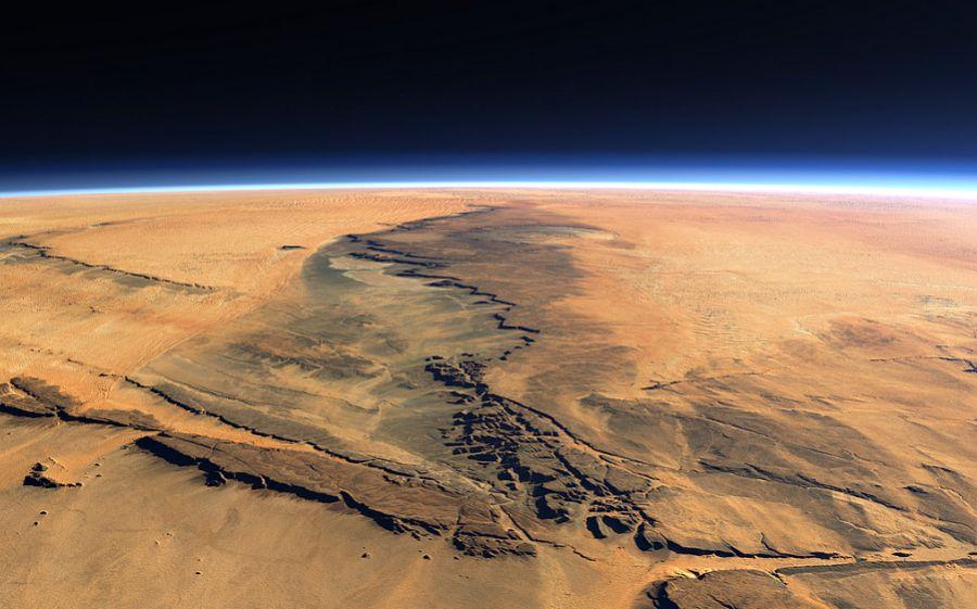Марста түсірілген «таңғажайып» 7 сурет