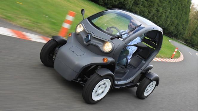 Renault Twizy жылдың ең әдемі көлігі атанды