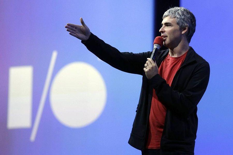 Google корпорациясы қайта құрылды