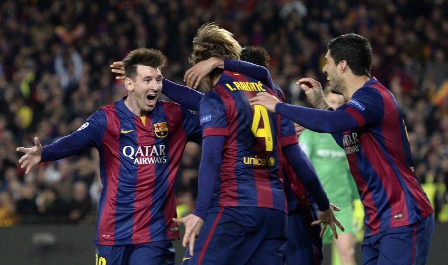 «Барселона» УЕФА Суперкубогын жеңіп алды (видео)