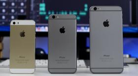 Жаңа iPhone-ның үш түрлі моделі шығуы мүмкін