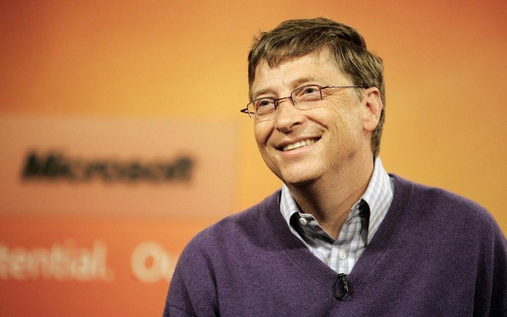 Билл Гейтске ЖҚТБ-мен күресі үшін премия табыс етілді